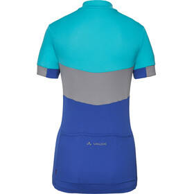 VAUDE Advanced III Tricot Women cyan